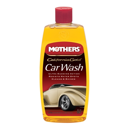 Mothers California Gold Car Wash (16oz.)