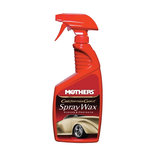 Mothers California Gold Original Spray Wax (24oz.)