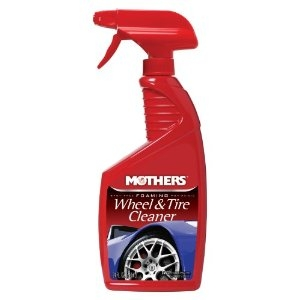 Mothers Foaming Wheel & Tire Cleaner