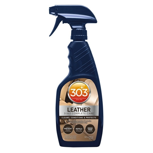 303 Automotive Leather 3-in-1 Complete Care - 16 oz.