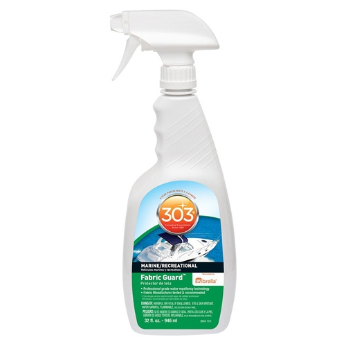 303 Marine & Recreation Fabric Guard - 32 oz.