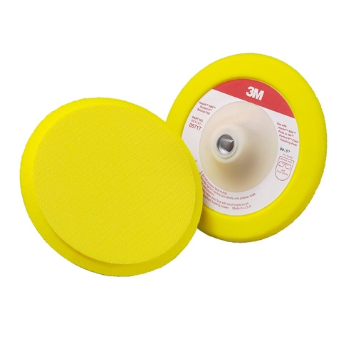 3M Hookit Backing Pad for Rotary Polishers, 05717 - 7 inch