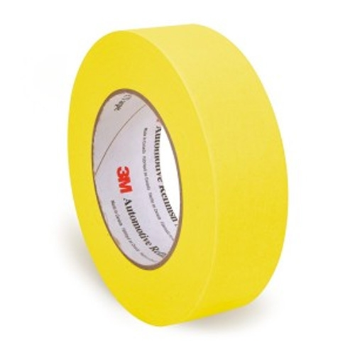 3M Automotive Refinish Masking Tape, 06654 - 36mm x 55m