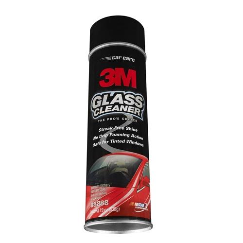 3M Glass Cleaner, 08888 - 19 oz.