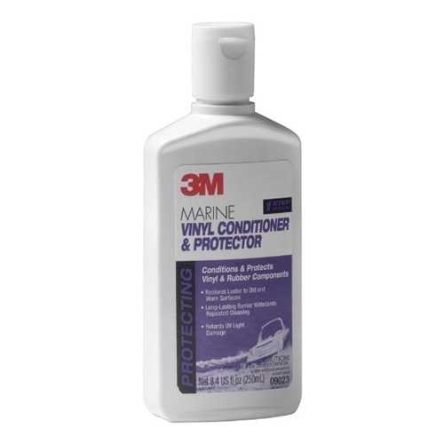 3M Marine Vinyl Cleaner/Conditioner and Protector, 09023 - 8 oz.