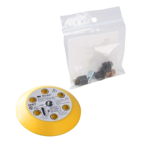 3M Clean Sanding Disc Pad Kit for Orbital/DA Polishers, 20427 - 3 inch