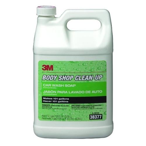 3M Car Wash Soap, 38377 - 1 gal.