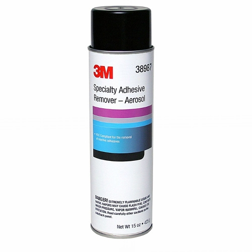 3M Specialty Adhesive Remover, 38987 - 15 oz.
