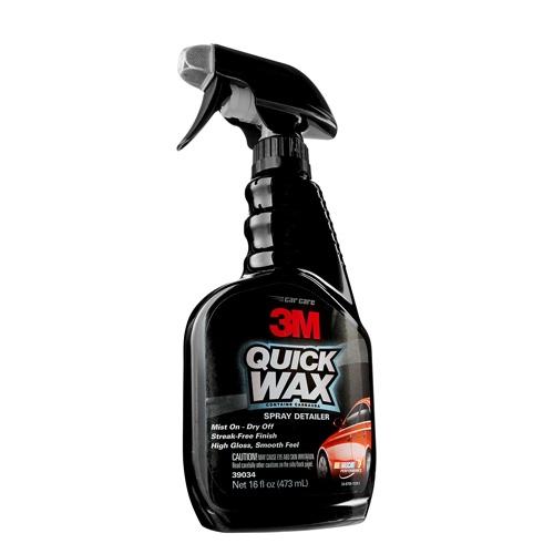 3M Quick Wax, 39034 - 16 oz.