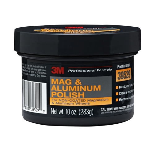 3M Mag & Aluminum Polish, 39529 - 10 oz.