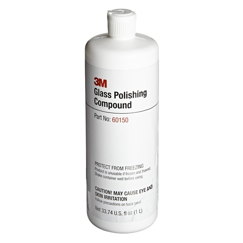 3M Glass Polishing Compound, 60150 - 32 oz.