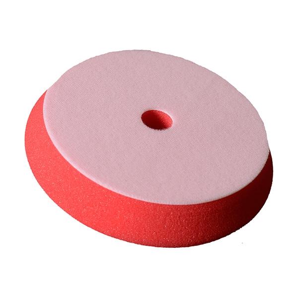 Buff and Shine Uro-Cell DA Foam Red Pad, Red - 6 inch