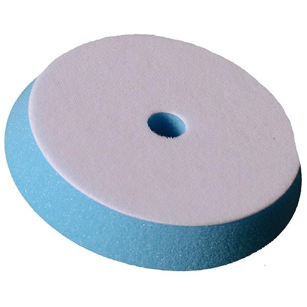 Buff and Shine Uro-Cell DA Foam Compounding Pad, Blue - 7 inch