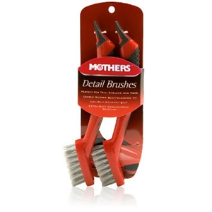 Mothers Detail Brushes (2 pack), 156200