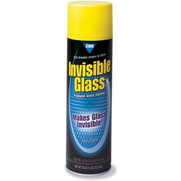 Stoner Invisible Glass, 19 oz.  aerosol