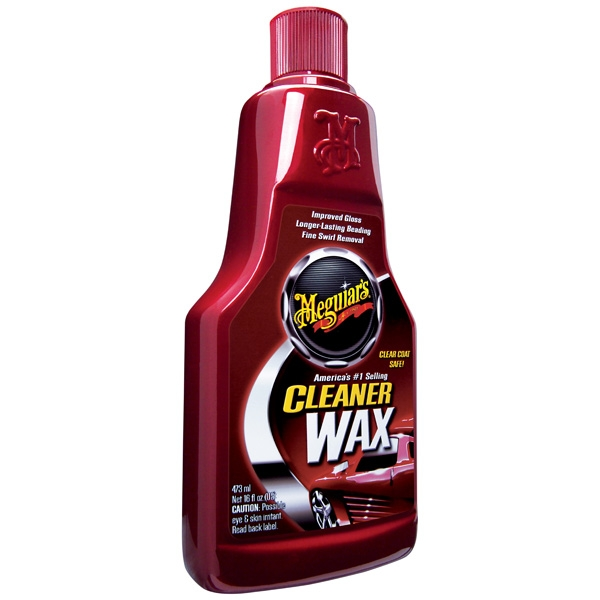 Meguiars Cleaner Wax - Liquid