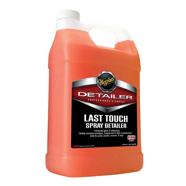 Meguiars Last Touch Spray Detailer (1 gal.)
