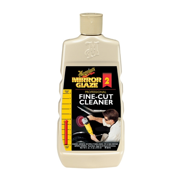 Meguiars Fine Cut Cleaner (16oz)