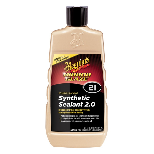 Meguiars Mirror Glaze Synthetic Sealant 2.0 (16oz)