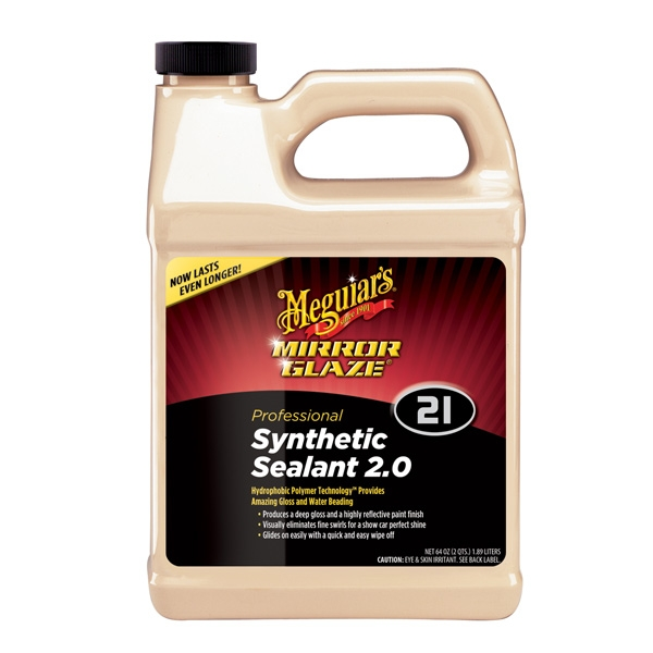 Meguiars Mirror Glaze Synthetic Sealant 2.0 (64oz)