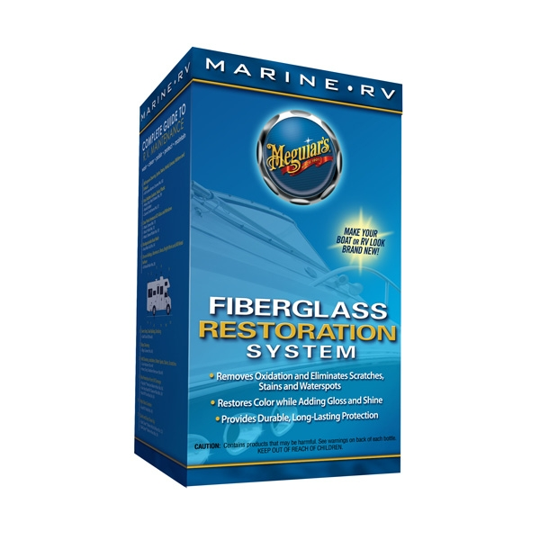 Meguiars Boat/RV Fiberglass Restoration System