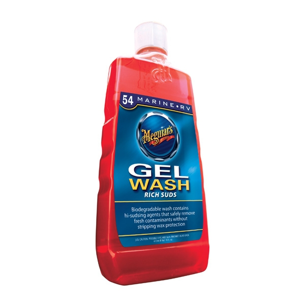 Meguiars Boat/RV Gel Wash (16oz)