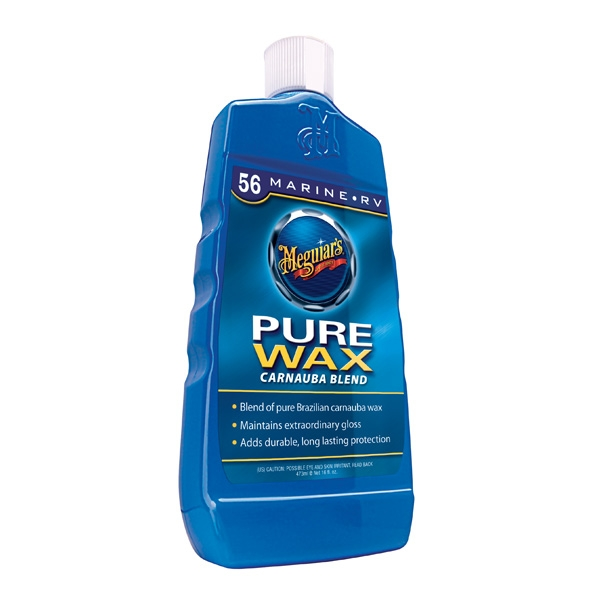 Meguiars Boat/RV Pure Wax (16oz)