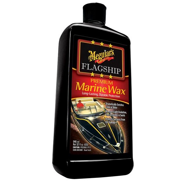 Meguiars Flagship Premium Marine Wax (32oz)