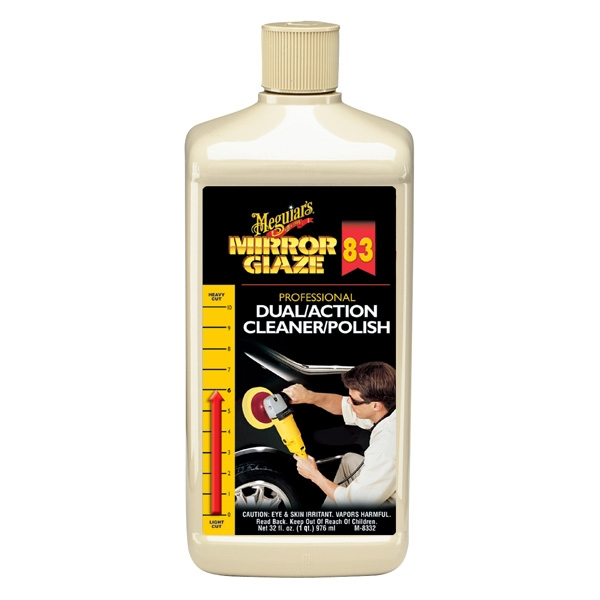 Meguairs BSP Dual Action Cleaner/Polish (32oz)