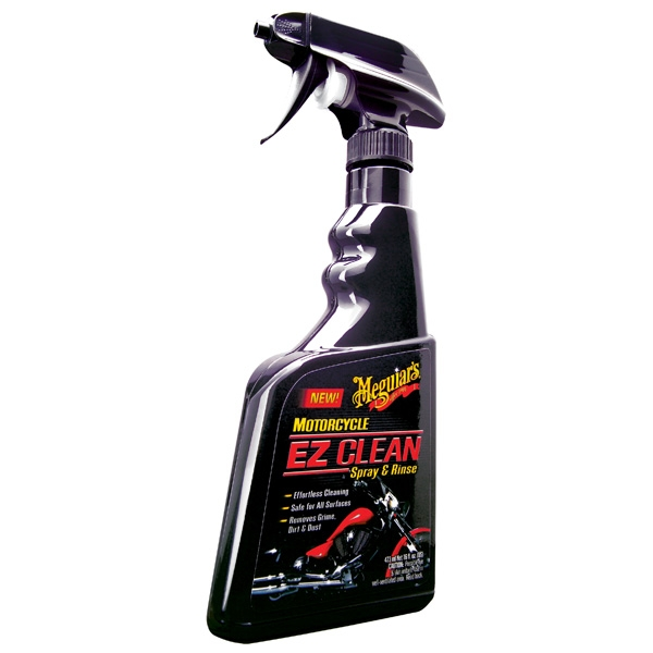 Meguiars Motorcycle EZ Clean Spray &amp; Rinse