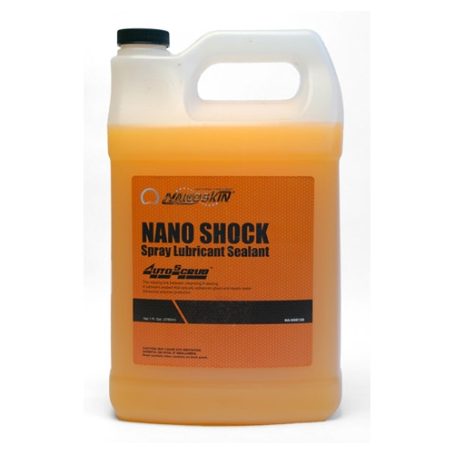 Nanoskin Nano Shock Spray Lubricant Sealant - 1 gal.