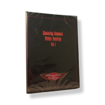 DVD - Mastering Steamers Within Detailing, Vol. 1