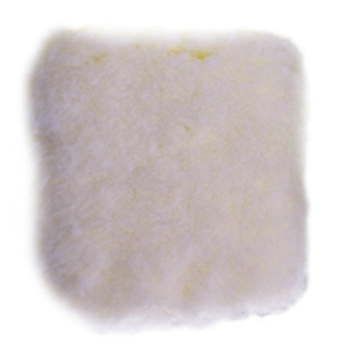Buff and Shine Car Wash Pad, Heavy Duty - 9 inch x 9 inch