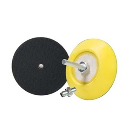 Buff and Shine Backing Plate with Drill Chuck - 3 inch
