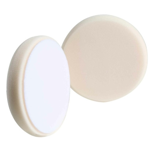 Buff and Shine White Foam Ultra Finishing Pad - 6 inch