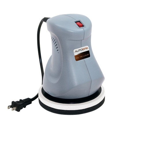 Carrand AutoSpa 6-inch Random Orbital Polisher with Bonus Bonnets