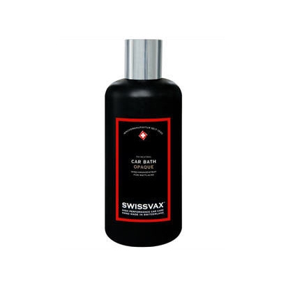 Swissvax Car Bath Opaque Shampoo concentrate - for Matte Paint Finishes (250ml)