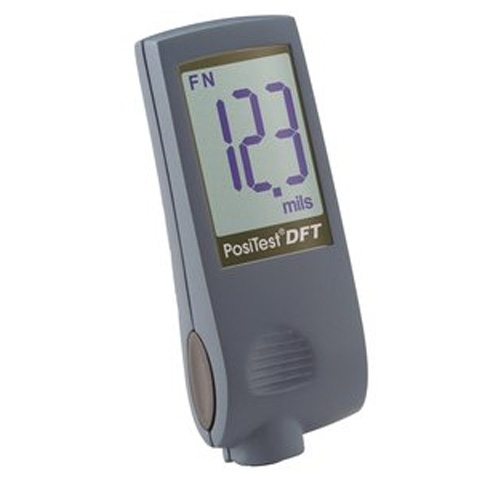 DeFelsko PosiTest DFT-F Paint Thickness Gauge for Steel Substrates