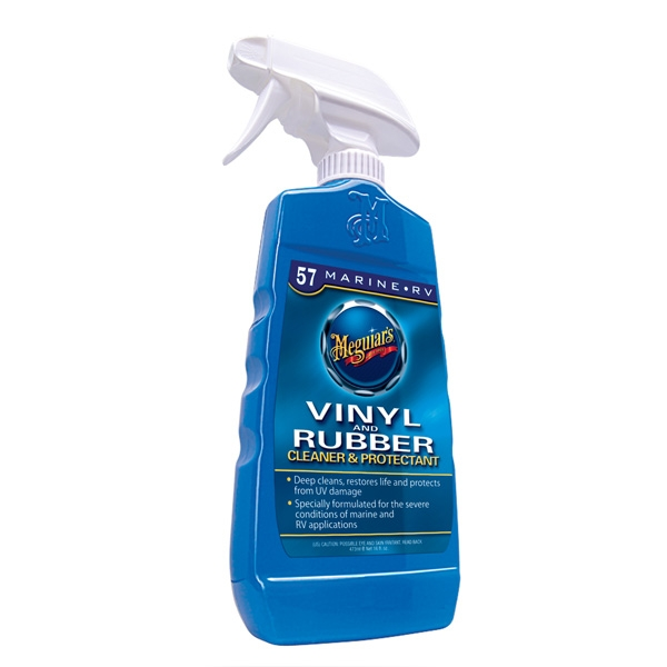 Meguiars Boat/RV Vinyl & Rubber Cleaner / Conditioner (16oz)