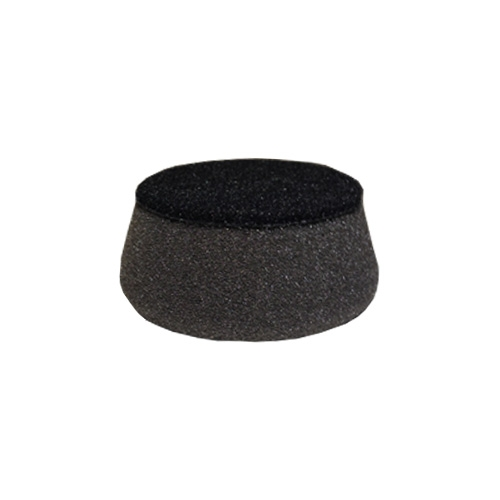 Flex Black Foam Finishing Pad - 2 inch