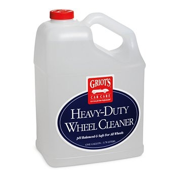 Griot's Garage Heavy-Duty Wheel Cleaner - 1 gal.