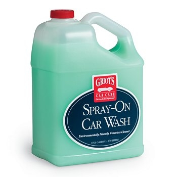 Griot's Garage Spray-On Car Wash - 1 gal.
