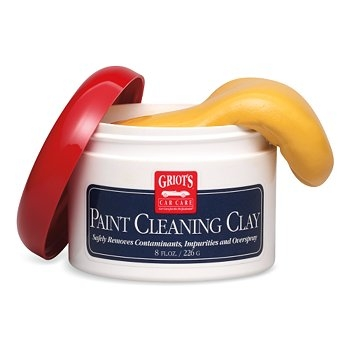 Griot's Garage Paint Cleaning Clay - 8 oz.