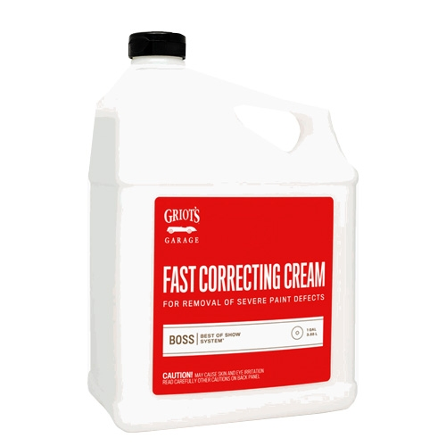 Griot's Garage BOSS Fast Correcting Cream - 1 gal.
