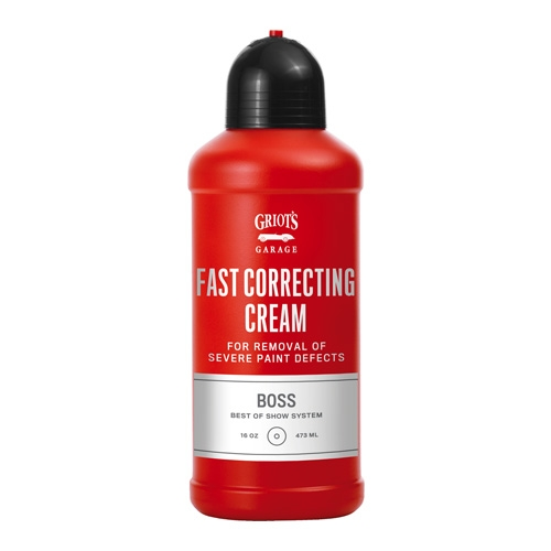 Griot's Garage BOSS Fast Correcting Cream - 16 oz.