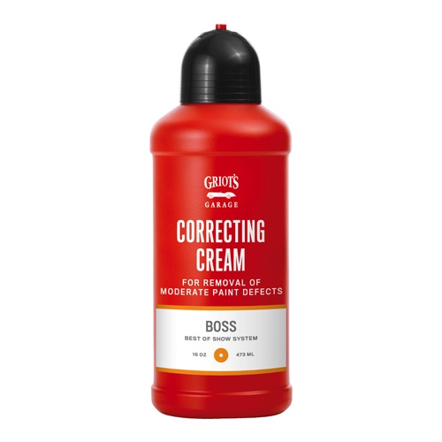 Griot's Garage BOSS Correcting Cream - 16 oz.