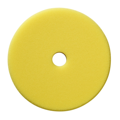 Griot's Garage BOSS Yellow Foam Perfecting Pads - 6.5 inch (2 pack)