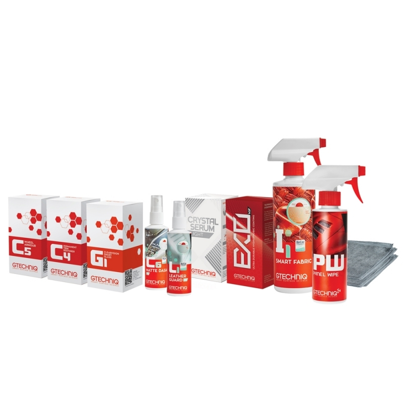 Gtechniq TSP (Total Surface Protection) Complete Kit Plus EXOv3