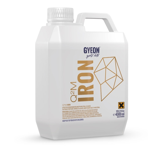 Gyeon Q2M Iron Remover, 4000ml