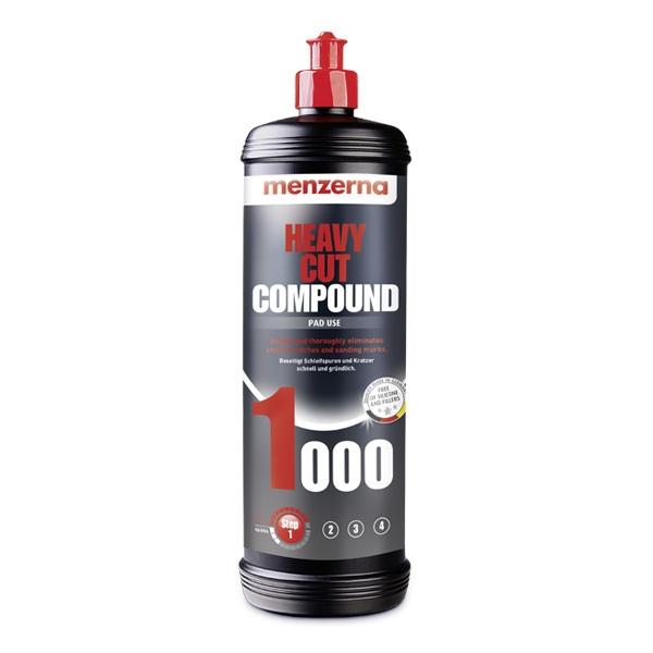 Menzerna Heavy Cut Compound 1000 - 32 oz.